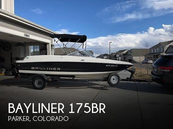 Used Bayliner 175 Boats For Sale by owner   2012 Bayliner 175BR