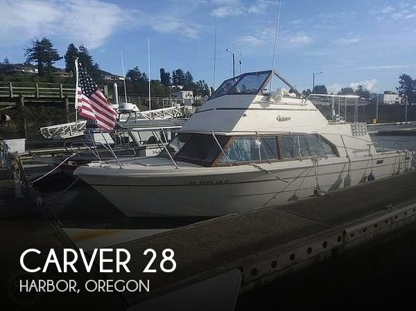 Used Carver 28 Boats For Sale by owner | 1977 Carver 28