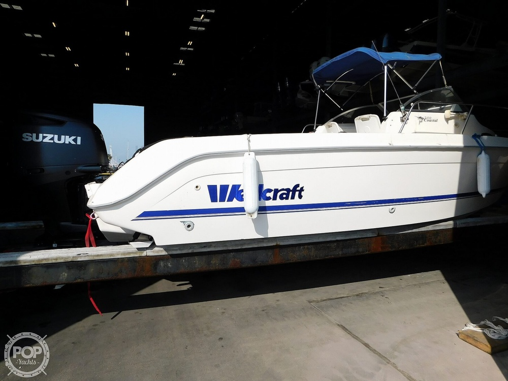 1997 Wellcraft boat for sale, model of the boat is 250 Coastal & Image # 4 of 40