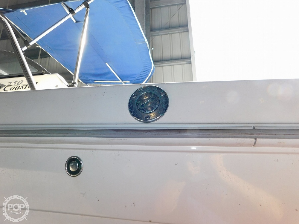1997 Wellcraft boat for sale, model of the boat is 250 Coastal & Image # 30 of 40