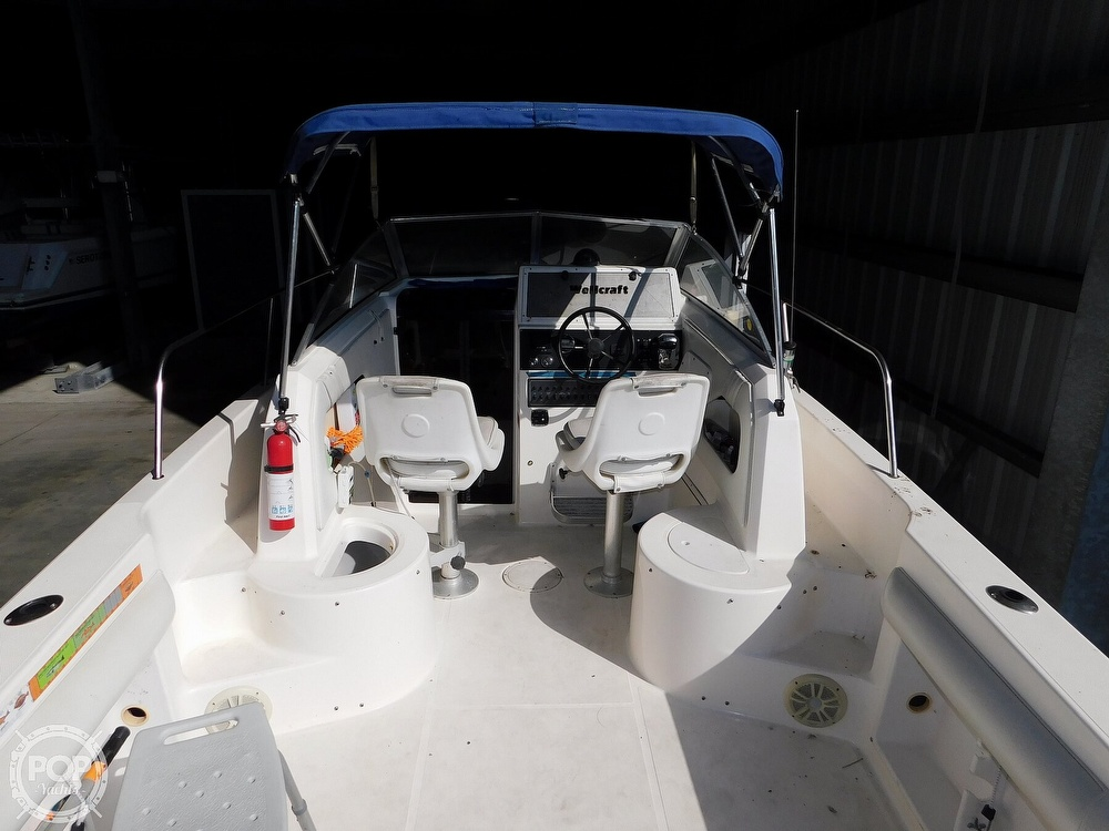 1997 Wellcraft boat for sale, model of the boat is 250 Coastal & Image # 7 of 40