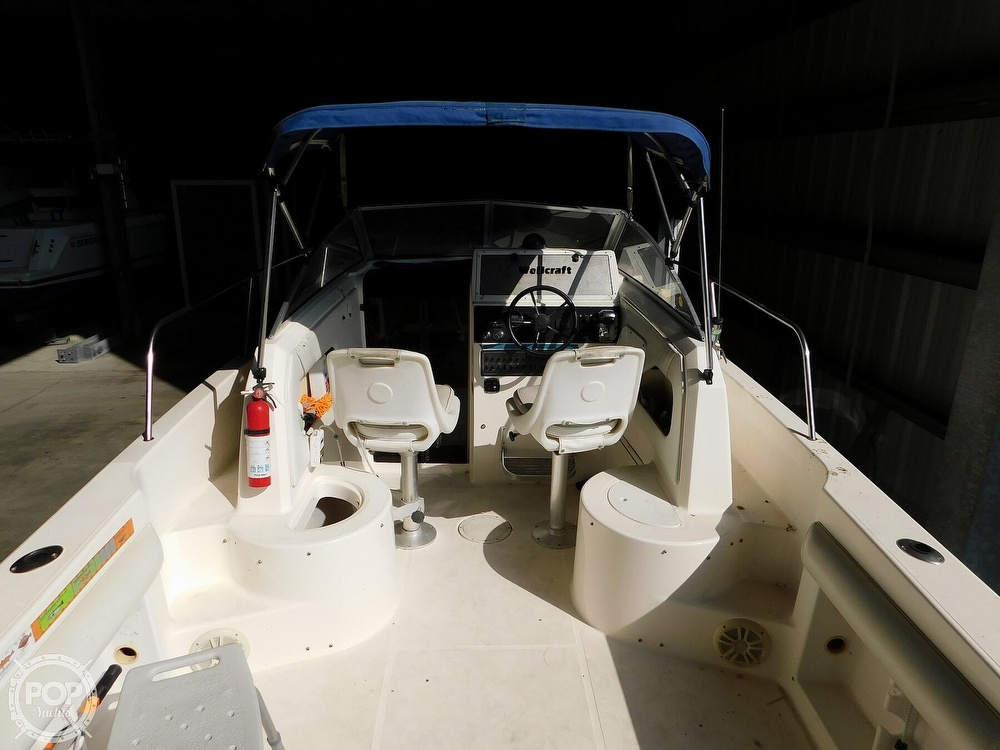 1997 Wellcraft boat for sale, model of the boat is 250 Coastal & Image # 38 of 40