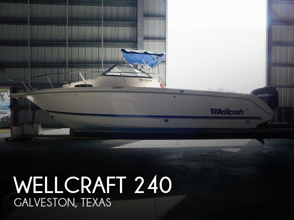 1997 Wellcraft boat for sale, model of the boat is 250 Coastal & Image # 1 of 40