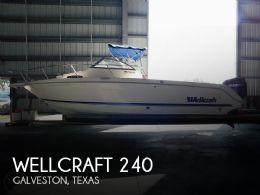 1997 Wellcraft 240 Coastal