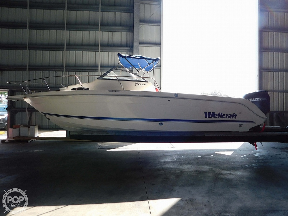 1997 Wellcraft boat for sale, model of the boat is 250 Coastal & Image # 3 of 40