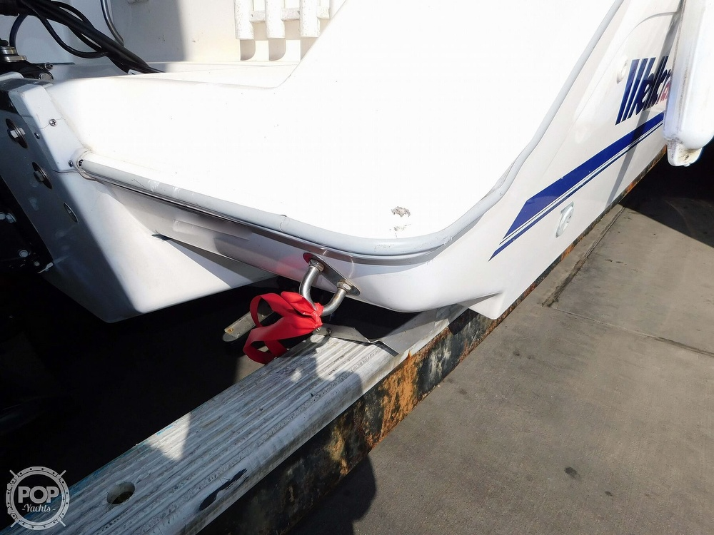 1997 Wellcraft boat for sale, model of the boat is 250 Coastal & Image # 34 of 40