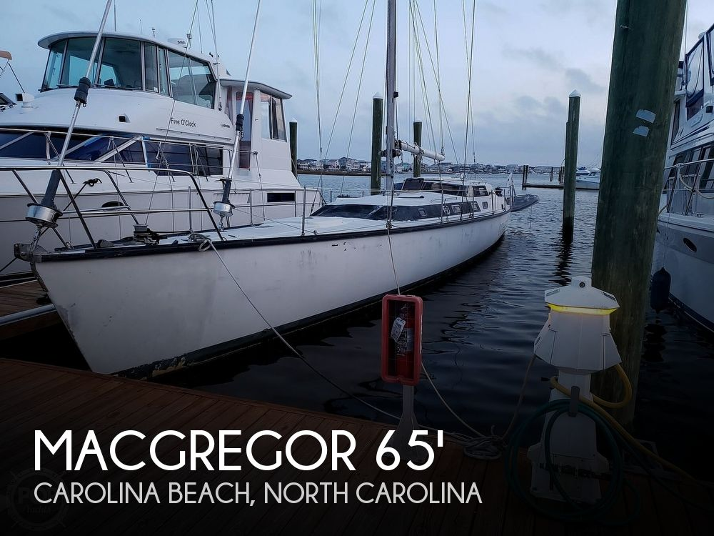 Used MacGregor Boats For Sale by owner | 1989 MacGregor 65 Pilothouse