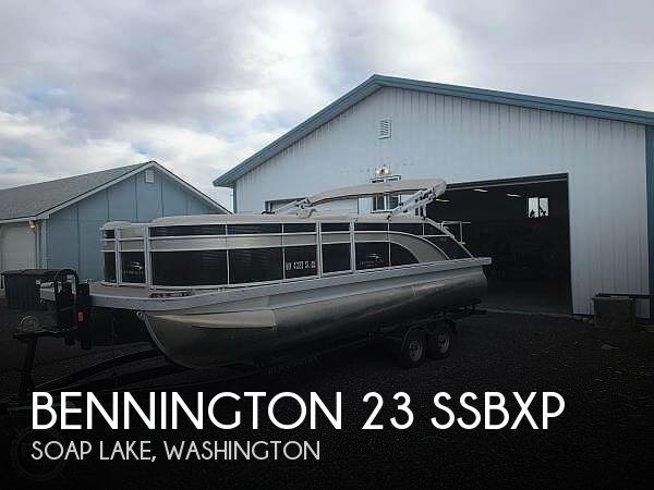 Used Bennington Boats For Sale by owner | 2017 Bennington 22 Ssbxp