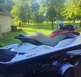 2010 Sea Doo PWC boat for sale, model of the boat is GTX 155 & Image # 4 of 6