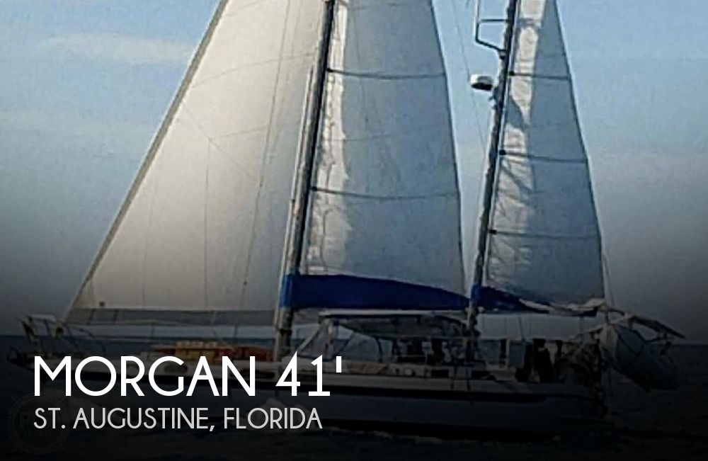 Used Morgan Sailboats For Sale by owner | 1971 Morgan Out Island 41
