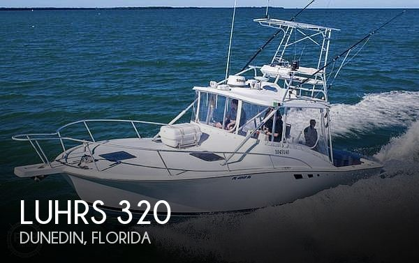 Used Luhrs Boats For Sale by owner | 1996 Luhrs 32