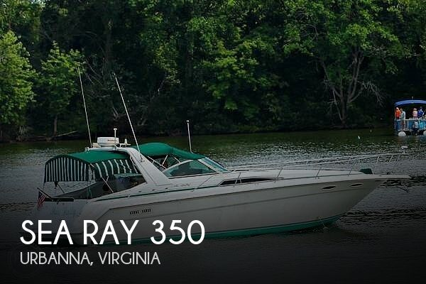 1991 SEA RAY 350 EXPRESS for sale