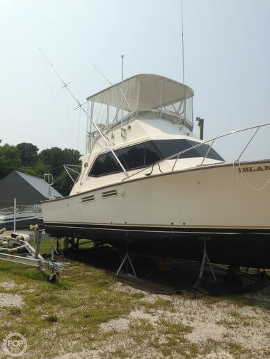 1988 Pace 36 SportFish ready for the summer - #1