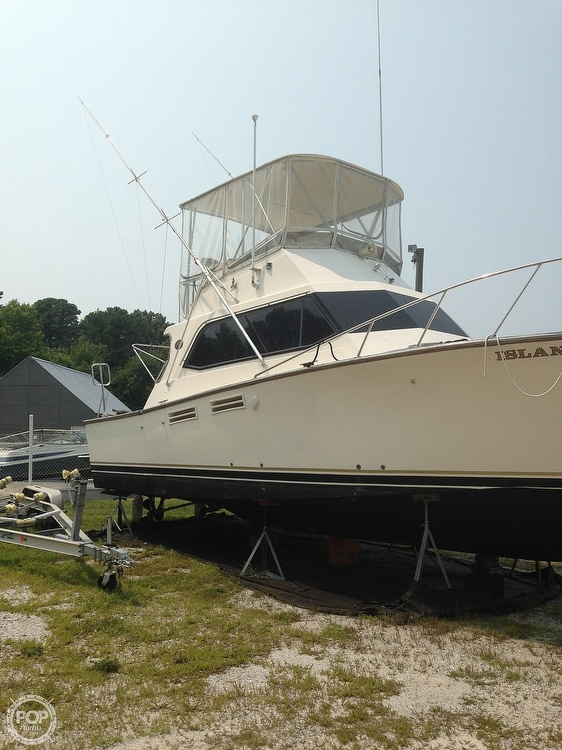 1988 Pace 36 SportFish ready for the summer - #$LI_INDEX