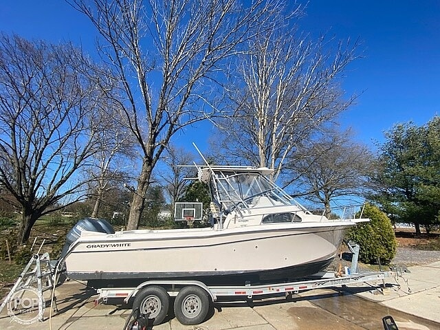 2001 Grady-White boat for sale, model of the boat is 282 Sailfish & Image # 5 of 40