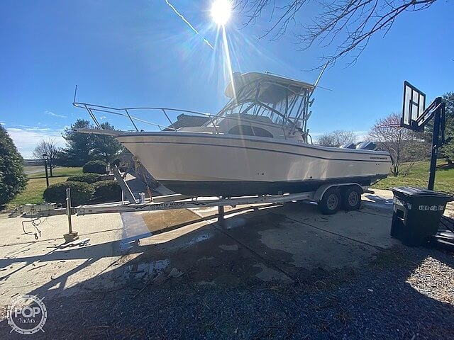 2001 Grady-White boat for sale, model of the boat is 282 Sailfish & Image # 7 of 40