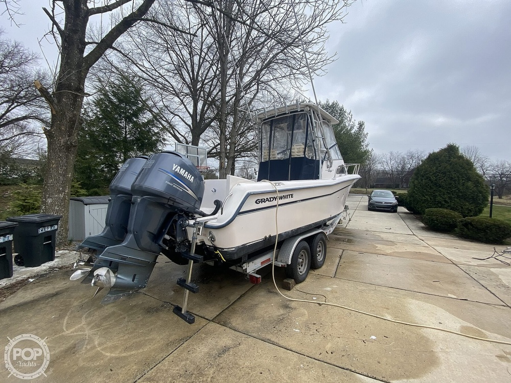2001 Grady-White boat for sale, model of the boat is 282 Sailfish & Image # 2 of 40