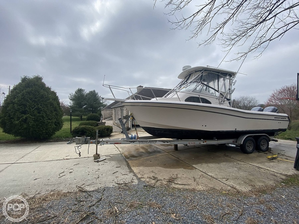 2001 Grady-White boat for sale, model of the boat is 282 Sailfish & Image # 3 of 40