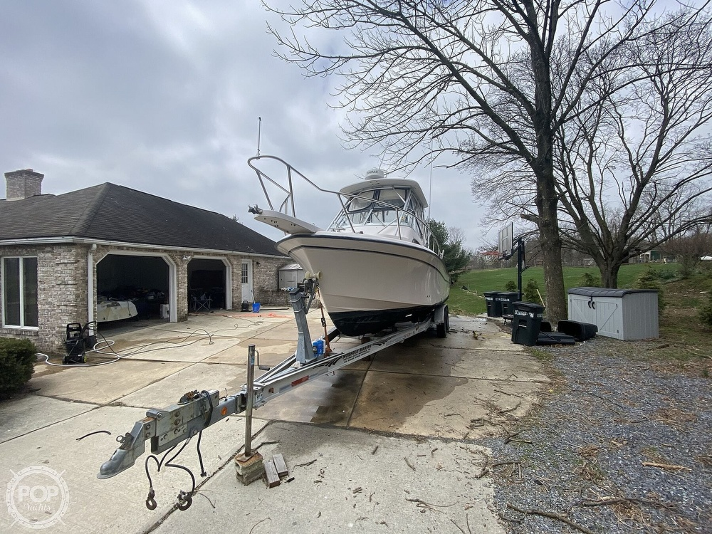 2001 Grady-White boat for sale, model of the boat is 282 Sailfish & Image # 24 of 40