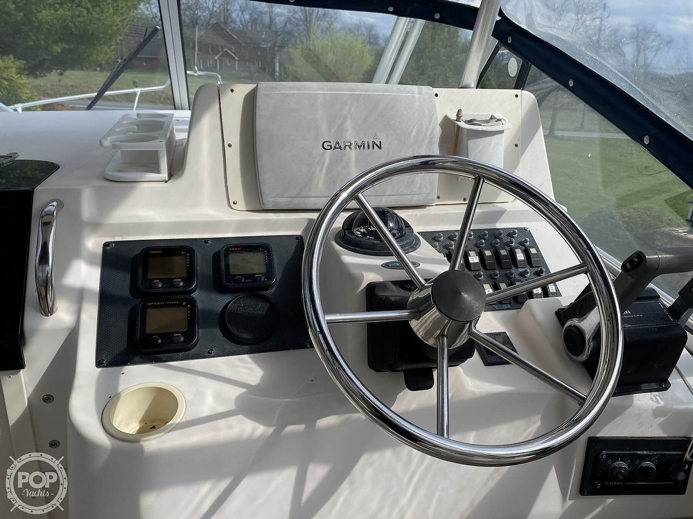 2001 Grady-White boat for sale, model of the boat is 282 Sailfish & Image # 40 of 40