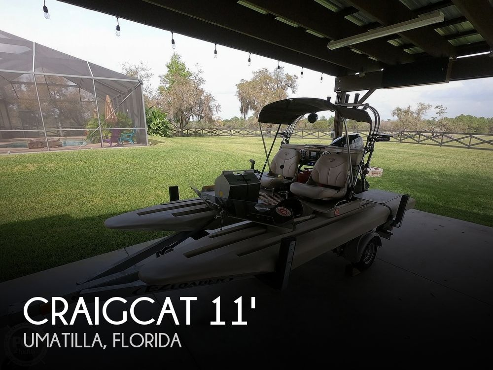 Used CraigCat Boats For Sale by owner | 2019 CraigCat Elite 2
