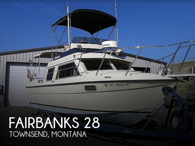 Used Fairbanks Boats For Sale by owner | 1987 Fairbanks 28