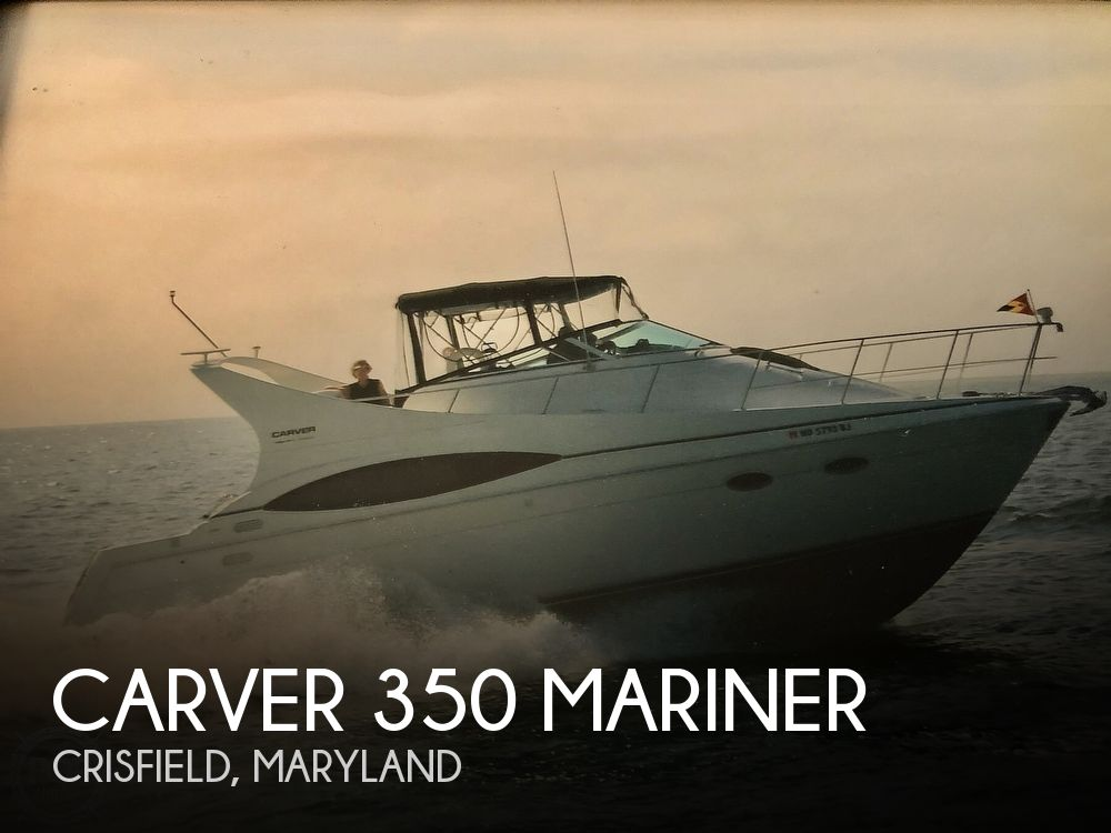 Used Carver 35 Boats For Sale by owner | 2000 Carver 350 Mariner