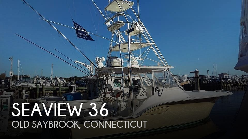 Used Boats For Sale by owner | 2003 Seaview 36