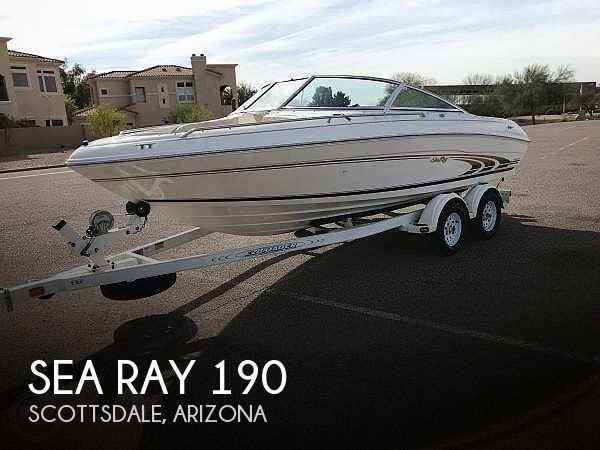 Used Sea Ray 190 Boats For Sale by owner | 1997 Sea Ray 190