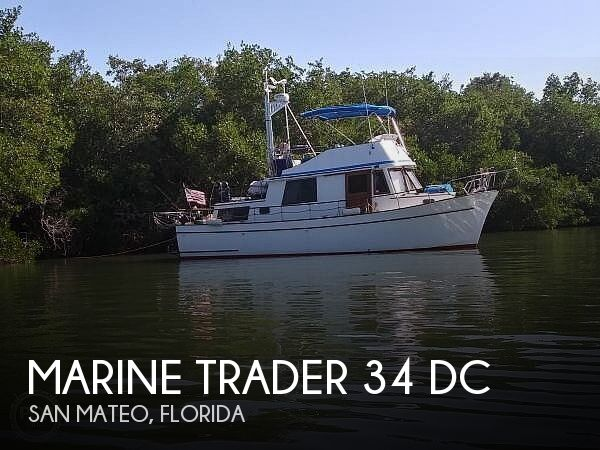 Used Marine Trader Boats For Sale by owner | 1979 Marine Trader 33.5
