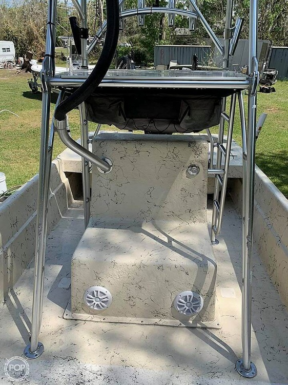 2001 Carolina Skiff boat for sale, model of the boat is 238 DLV & Image # 9 of 41
