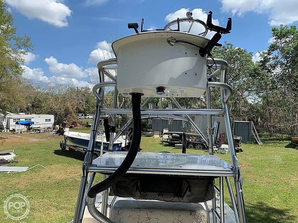 2001 Carolina Skiff boat for sale, model of the boat is 238 DLV & Image # 14 of 41