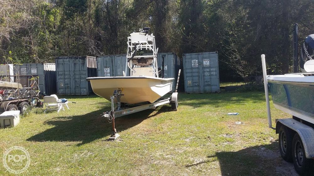 2001 Carolina Skiff boat for sale, model of the boat is 238 DLV & Image # 2 of 41