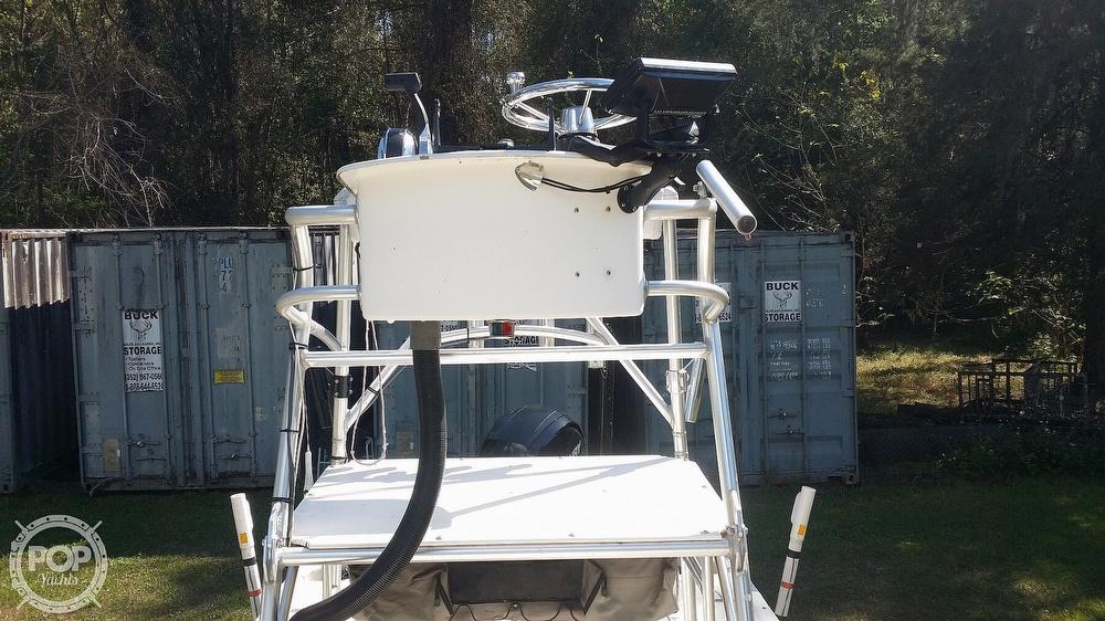 2001 Carolina Skiff boat for sale, model of the boat is 238 DLV & Image # 25 of 41