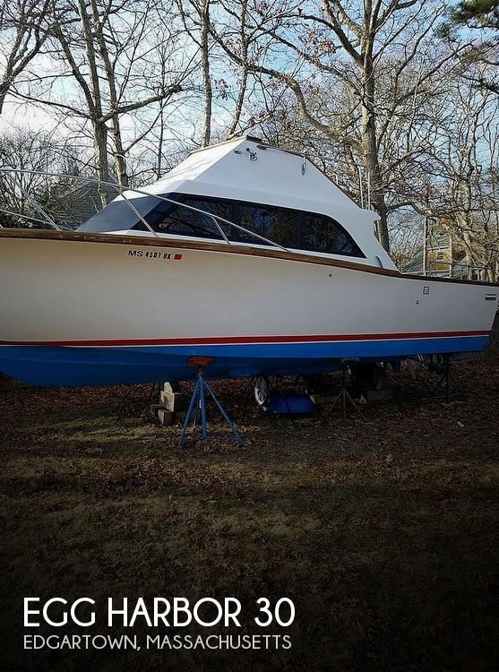 Used Egg Harbor Boats For Sale by owner | 1973 Egg Harbor 30