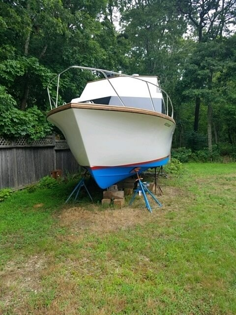 1973 Egg Harbor boat for sale, model of the boat is 30 Sport fisher & Image # 3 of 9