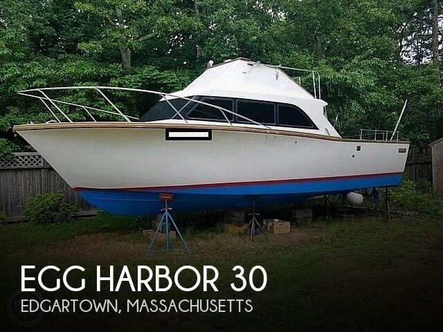 1973 EGG HARBOR 30 SPORT FISHER for sale