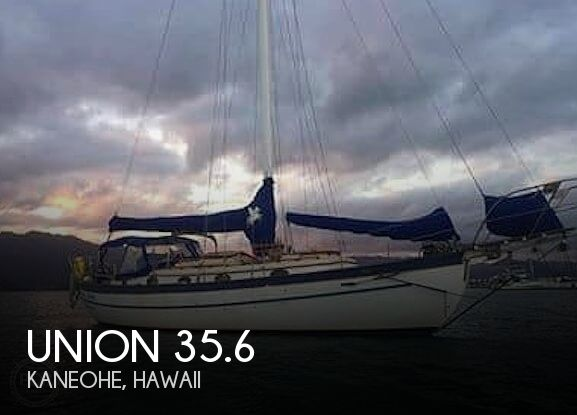 Used Boats For Sale in Honolulu, Hawaii by owner | 1979 Union 35.6