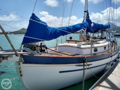 Union 36 Cutter, 36, for sale - $39,000