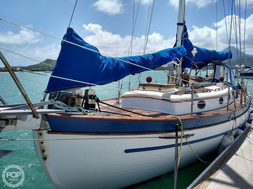 1979 Union boat for sale, model of the boat is Polaris 36 Cutter & Image # 2 of 40