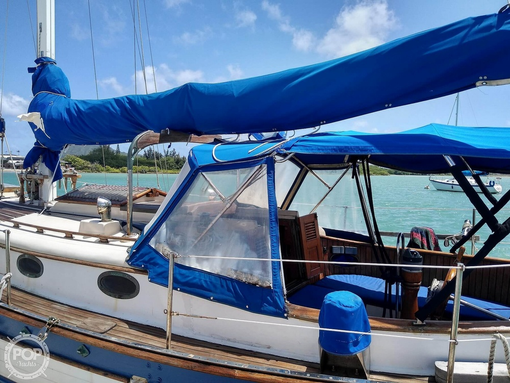 1979 Union boat for sale, model of the boat is Polaris 36 Cutter & Image # 7 of 40