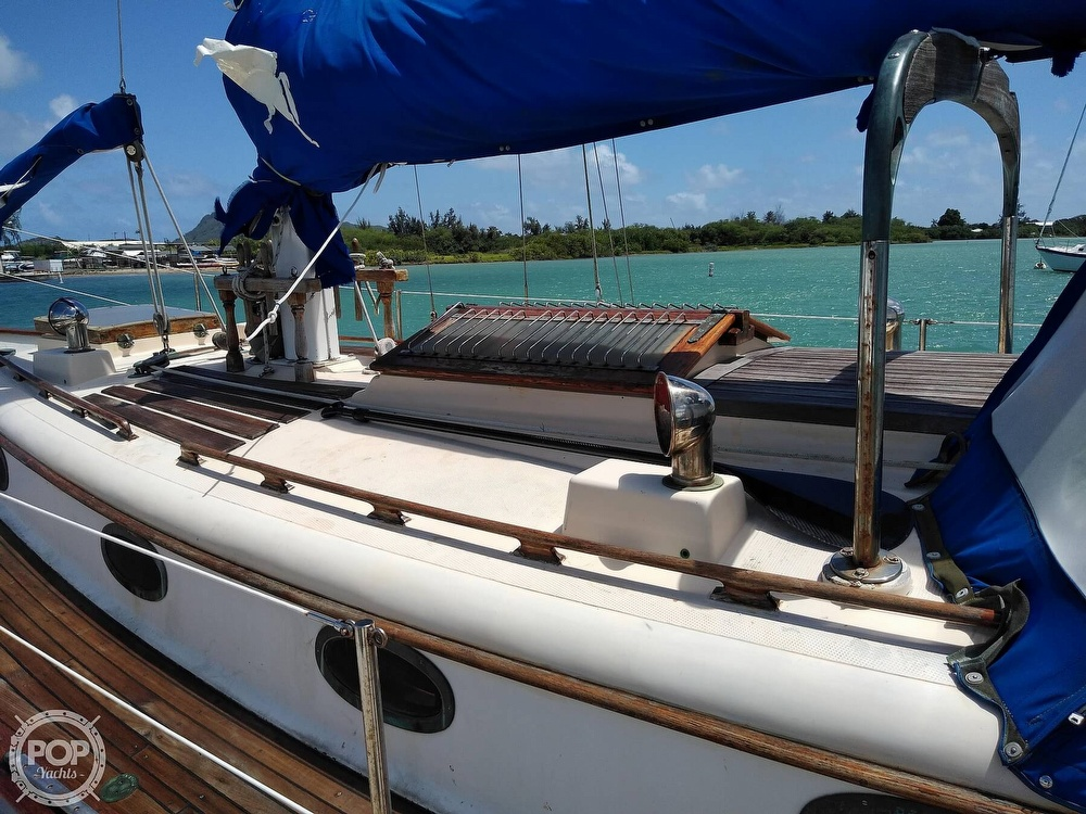 1979 Union boat for sale, model of the boat is Polaris 36 Cutter & Image # 10 of 40