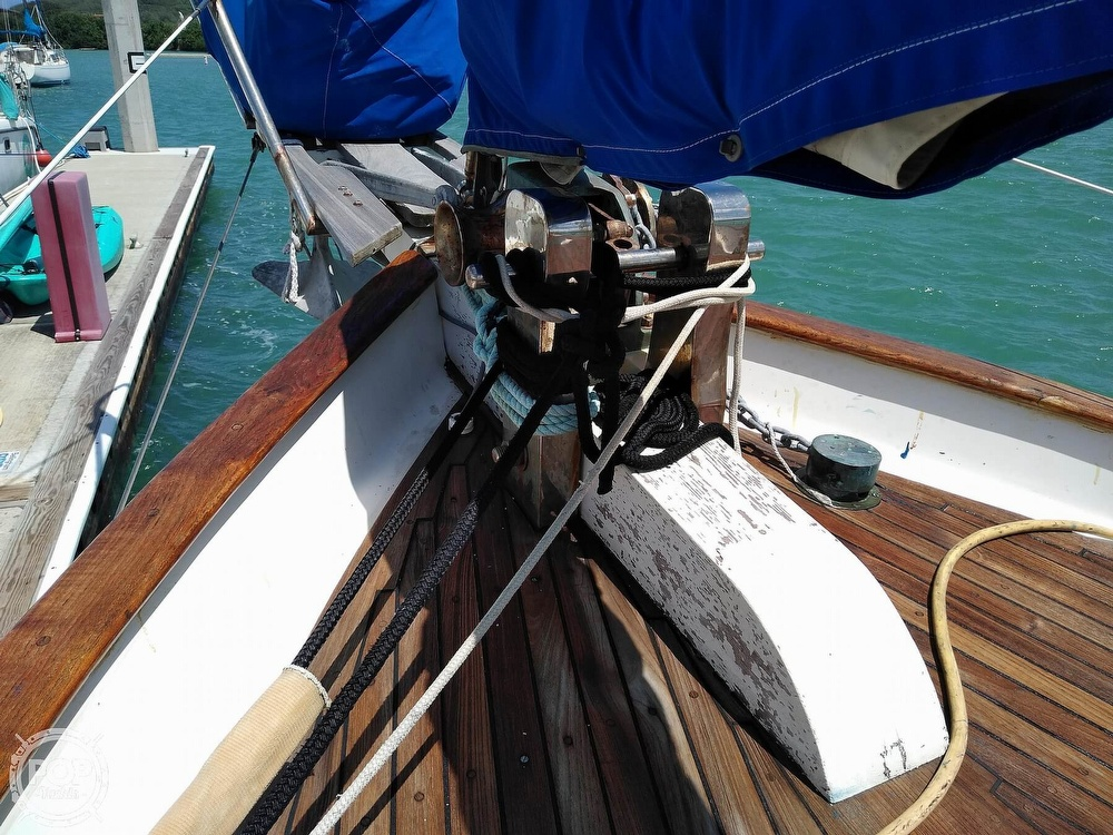 1979 Union boat for sale, model of the boat is Polaris 36 Cutter & Image # 25 of 40