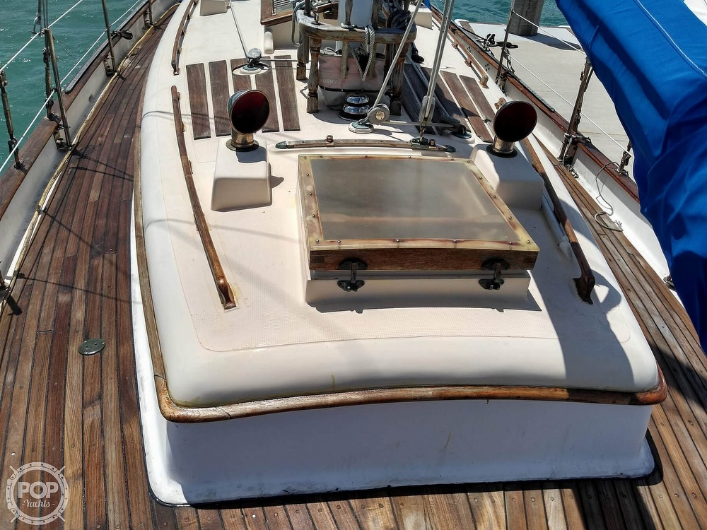 1979 Union boat for sale, model of the boat is Polaris 36 Cutter & Image # 32 of 40