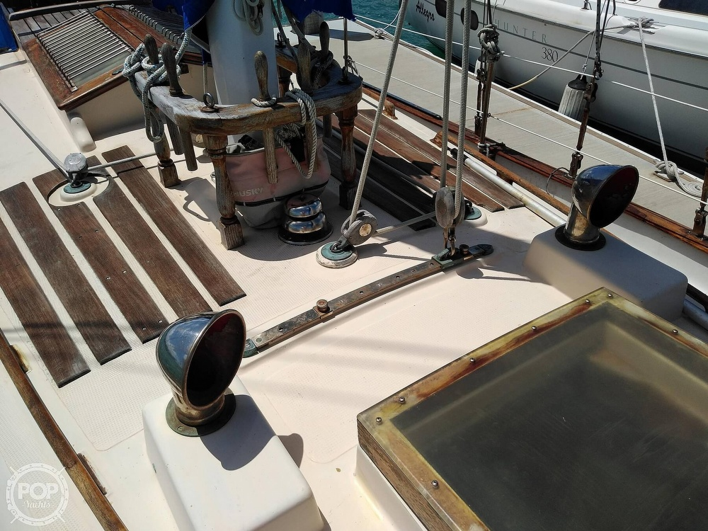 1979 Union boat for sale, model of the boat is Polaris 36 Cutter & Image # 35 of 40