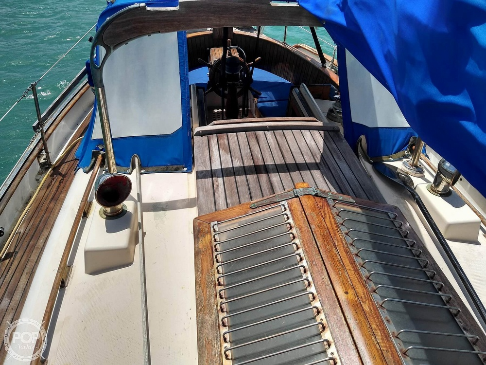 1979 Union boat for sale, model of the boat is Polaris 36 Cutter & Image # 40 of 40