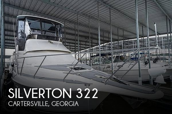 Used Boats For Sale in Chattanooga, Tennessee by owner | 1998 Silverton 322