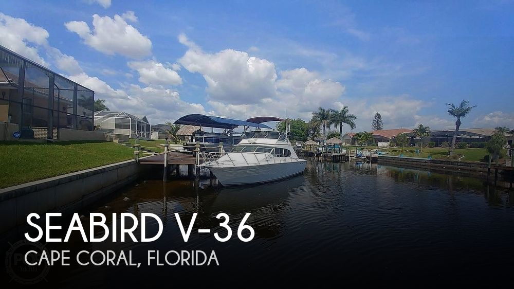 Used Seabird Boats For Sale by owner | 1973 Seabird 36' Seabird