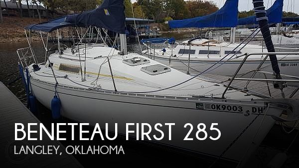 Used Sailboats For Sale in Oklahoma by owner | 1988 Beneteau 28