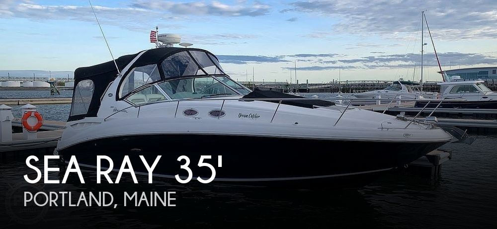 Used Sea Ray 32 Boats For Sale by owner | 2007 Sea Ray 320 Sundancer